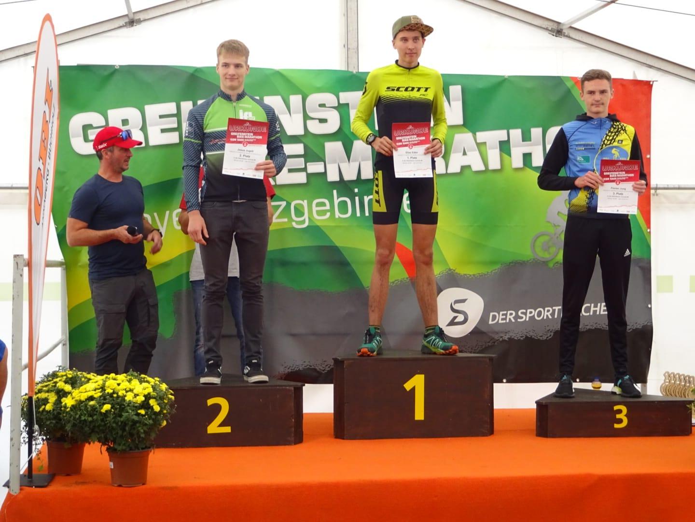 Ak Sieger bei Greifenstein Bike Marathon